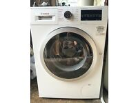 Washer Dryer - Bosch Serie 6 WVG30461GB 8Kg / 5Kg with 1500 rpm - White