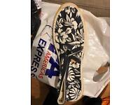 Superdry size 12 slip on shoes rrp £25