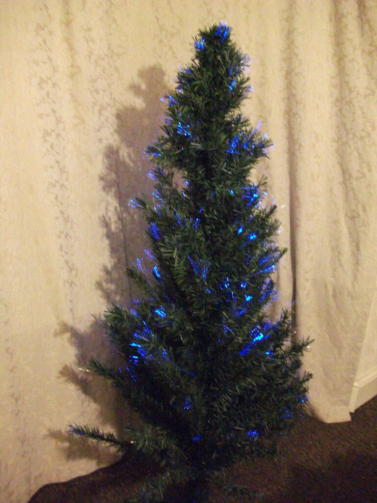 argos 6 ft fibre optic christmas tree in hall green west midlands