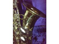 Alto Saxophone Boosey and Hawkes Second Hand Good Condition
