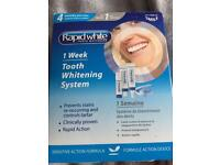 1 week tooth whitening