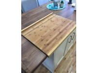 Reversible Wooden Pastry Board (Oak)