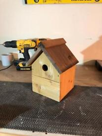 Bird house bird box bird feeder