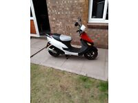Baotian BT49QT-9 2007 Moped
