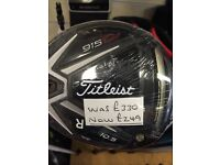 Titleist 915 D2 10.5 Regular Brand New