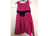 Girls Party Dress 5-6 year old