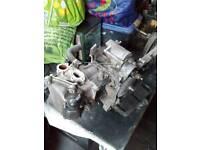 Vx or gt 125 engine