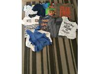 Bundle of 4 to 5 year old clothes