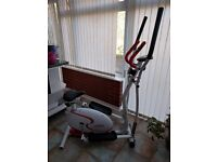 Empire 2in1 Magnetic Cross trainer - very good condition, with tools delivered with it.