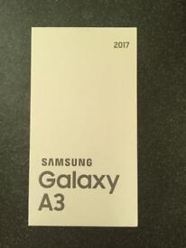 Samsung Galaxy A3 mobile phone