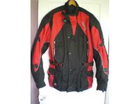 Atiko Motorcycle Jacket XXXL