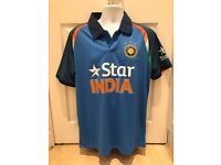 BRAND NEW AND SEALED LATEST STAR INDIA ODI CRICKET SHIRT 2017/2018