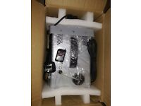 Dj 900 smoke machine wireless remote brand new