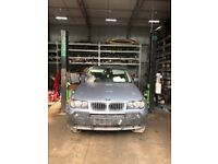 BMW X3 D SE E83 M47D20 Engine GS6X37DZ Gearbox 3.07 Rear Diff- BREAKING FOR PARTS