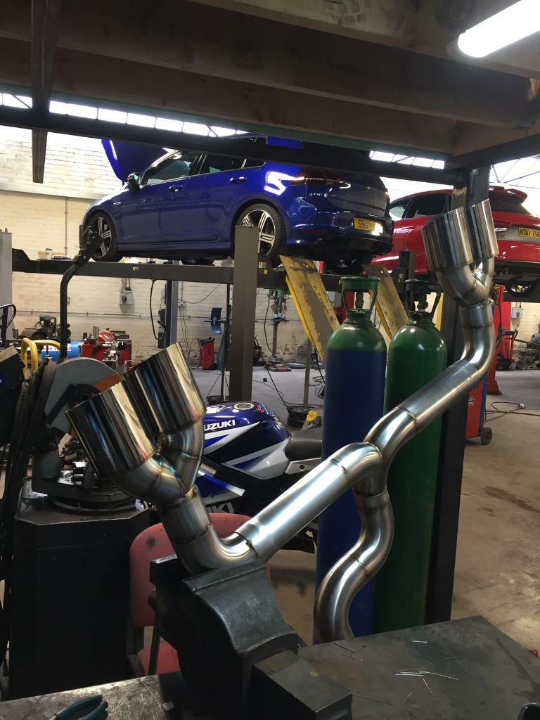 Golf R custom exhaust catback | in Wallsend, Tyne and Wear | Gumtree