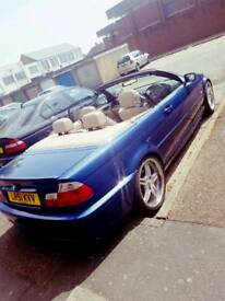 BMW 320 2.2 Convertible