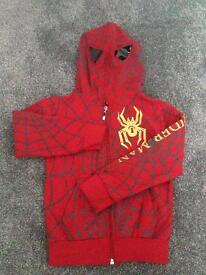 Spider-Man hoody 2-4 year old