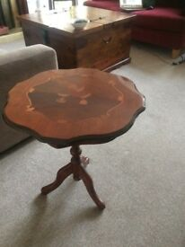 STAINING COFFEE TABLE