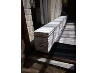 Mdf window boards 41.9 meters