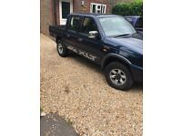 Ford Ranger XLT Double Cab 2001