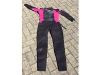 Ladies wetsuit - as new