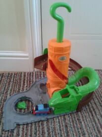 Thomas Take-n-play Rattling Snake set, complete, as new, collect National Ave
