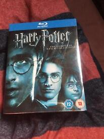 Harry Potter DVD complete set