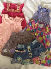 12-18 months girls summer bundle