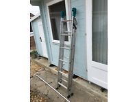 Loft Style Ladder - Used