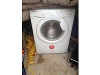 Free - Hoover washing machine spares or repair