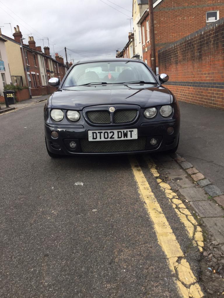 MG ZT+ 2.5 V6 1 YEARS MOT £670 ono PRICE DROP