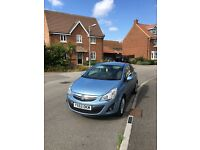 Vauxhall Corsa 1.2 hatchback 2013. Excellent condition. Brand new MOT & service.