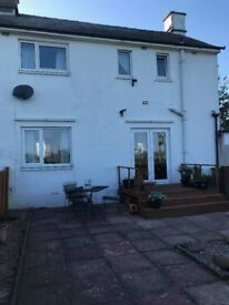 Three bedroom house Unfurnished Crosby Near Maryport. for rent Gardens and Garage