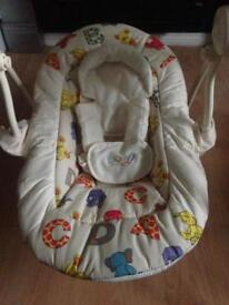 Baby Melody Swinging Chair