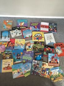 30 + children's books