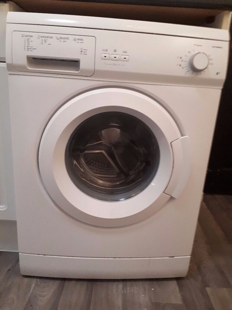 Washing machinein Nuneaton, WarwickshireGumtree - I sell it because Im moving and I dont need it anymore. Full working perfect condition because only 9 months using. 6 kg. I have tickect and proof of purchase. Only for collect in Cv11 5JZ Any question ask me by text please. 07477545073