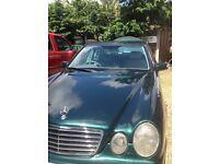 Mercedes Benz E240 Auto