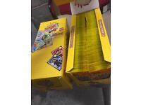 BOX LEGGO CARDS x2 FULL BOXES UNOPEN'D!!! FOR SERIOUS COLLECTOR!!