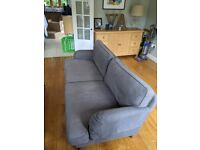 *FREE* Grey IKEA 4 seater sofa