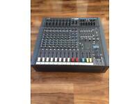SoundCraft 12Channeled Mixer
