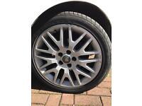 Vectra C SRI CDTI XP VXR wheels x4 5x110