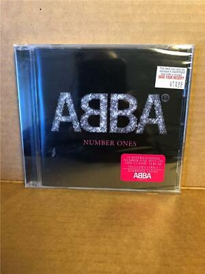 Number Ones by ABBA (CD, Nov-2006, Polydor), New Factory Sealed