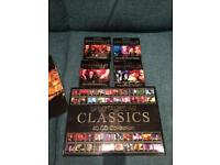 Spectacular classics. 40 CD collection. Brand new.