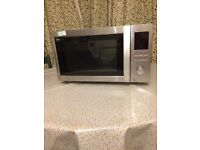 Sharpe R982STM 1000W Microwave oven with grill and convection