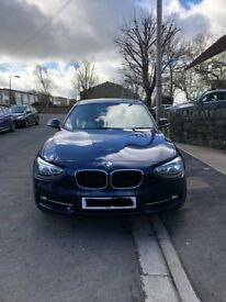 BMW 1 Series 116D Sport - 2012, 57,000 Miles, 3 Dr, March 18 MOT + Service