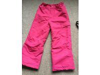 Slalom Salopettes/Ski trousers 4T