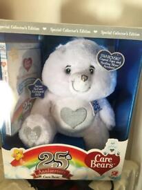 25th anniversary care bear