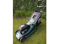 Atco Viscount 19s Self-Propelled Rear Roller Lawnmower