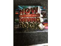 Now that's what I call driving rock. Brand new sealed