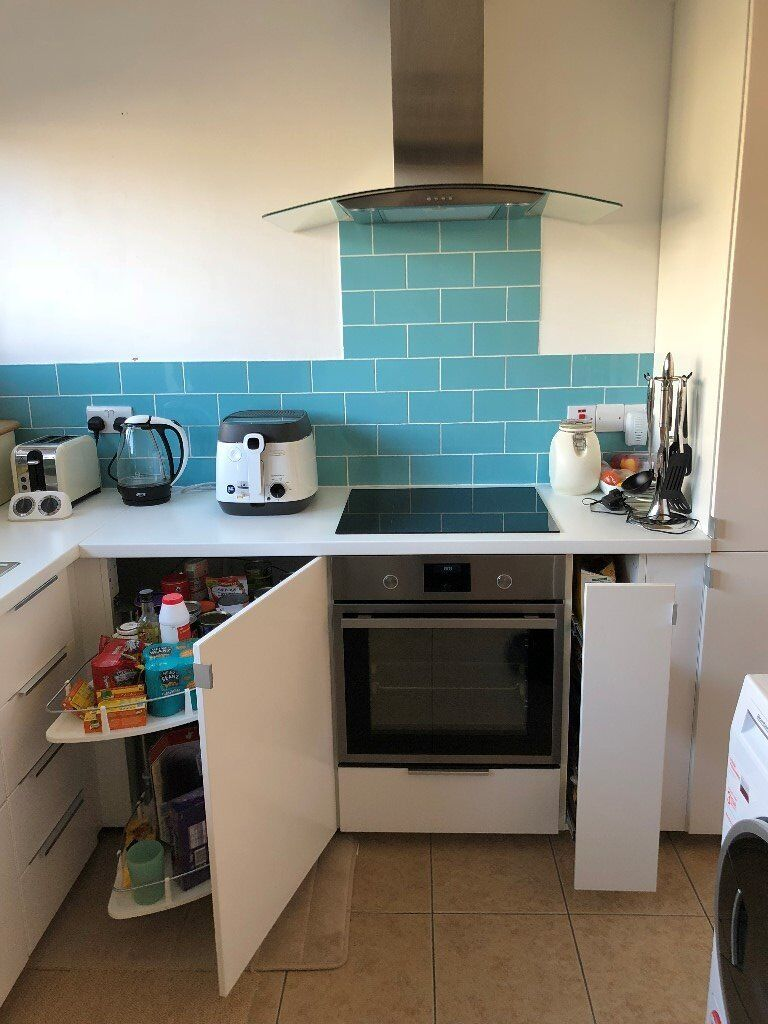 White IKEA kitchen and accessories   in Kinross, Perth and Kinross ...